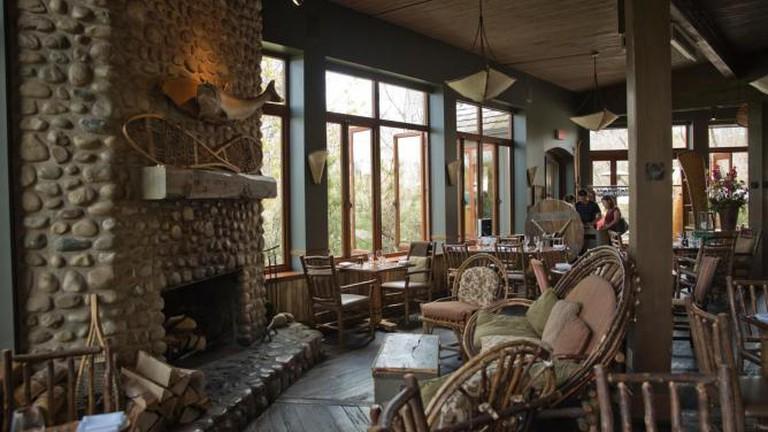 Interior | Courtesy of River Café