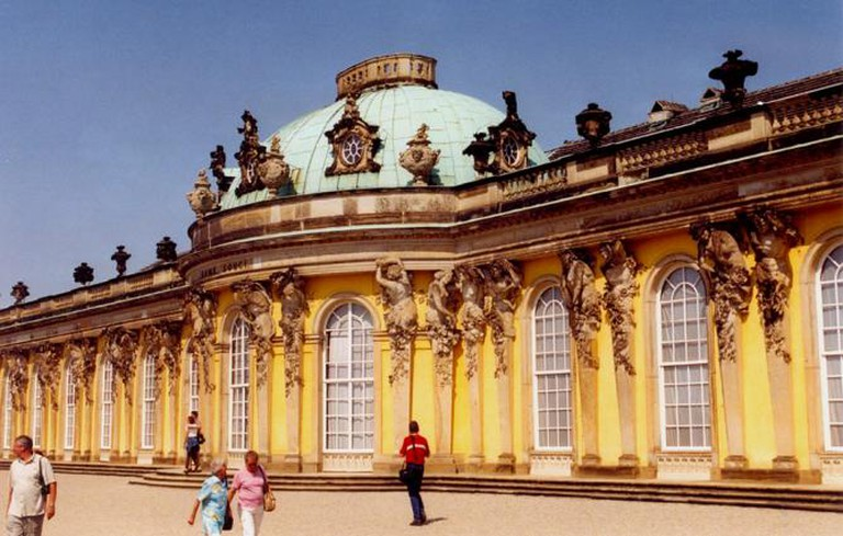 Potsdam Palace | © Roger W/Flickr