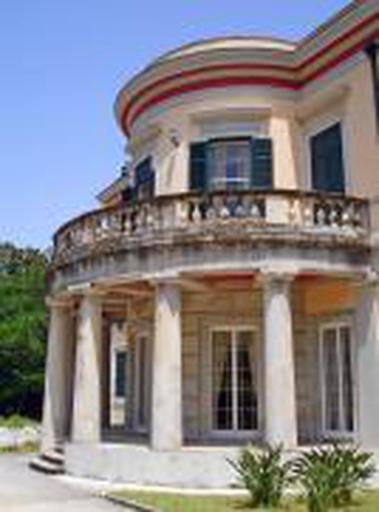 Mon-Repo Palace, Corfu   © Ava Babili/Flickr
