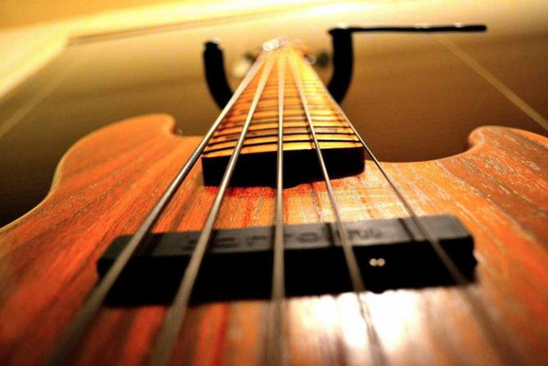 bass guitar | © jadepalmer/Flickr