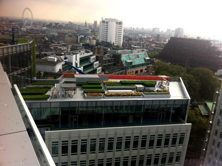 Small part of the view from Central St Giles by Joey Leskin