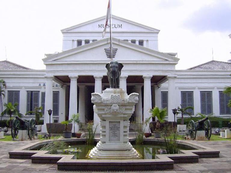 Museum Nasional Indonesia |© Gunkarta/Wikicommons