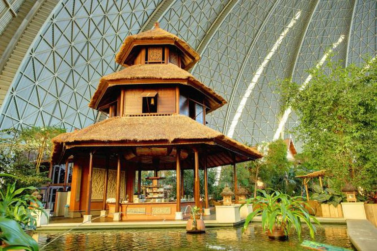 Tropical Islands Bali Pavilion in the Tropical Village |©