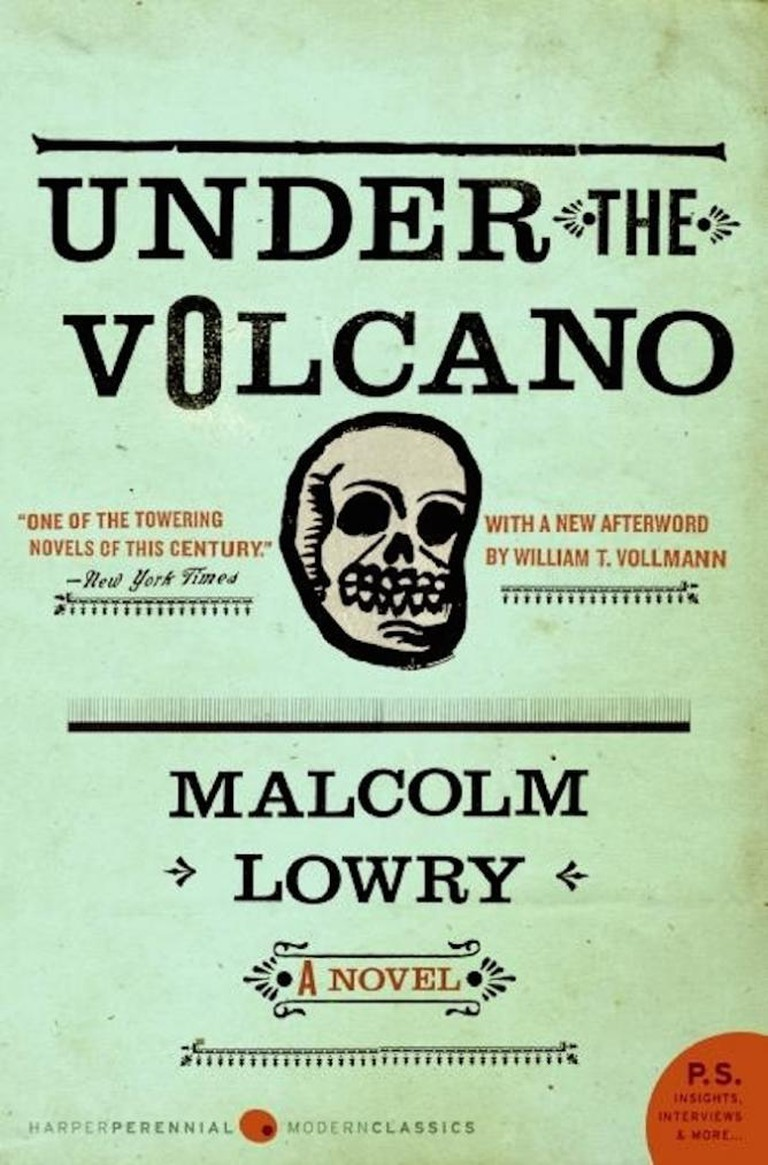 malcolm lowry under volcano