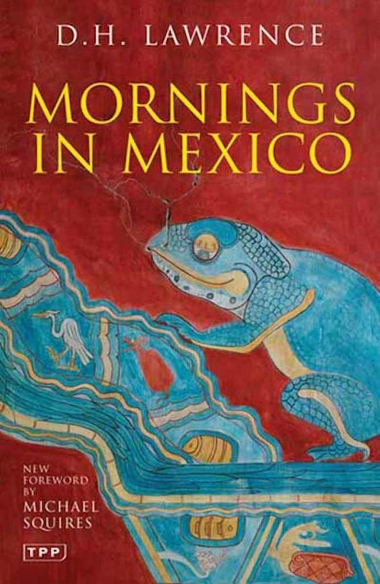 mornings in mexico book