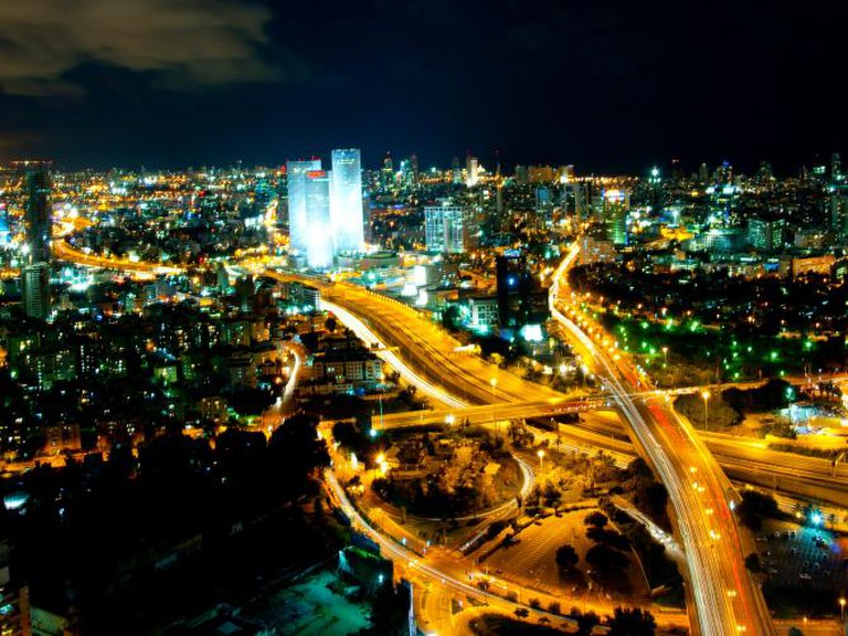tel aviv nightlife