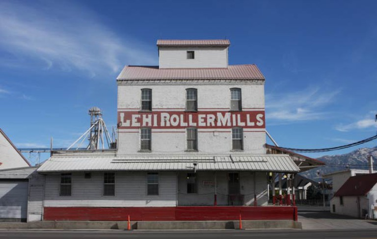 Lehi Roller Mills | © brewbooks/Flickr