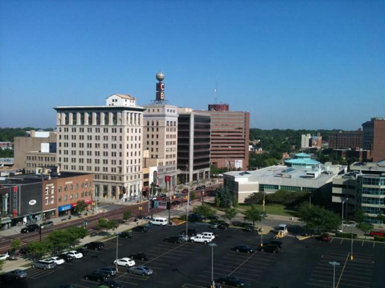 Downtown Flint   © Flintmichigan/WikiCommons