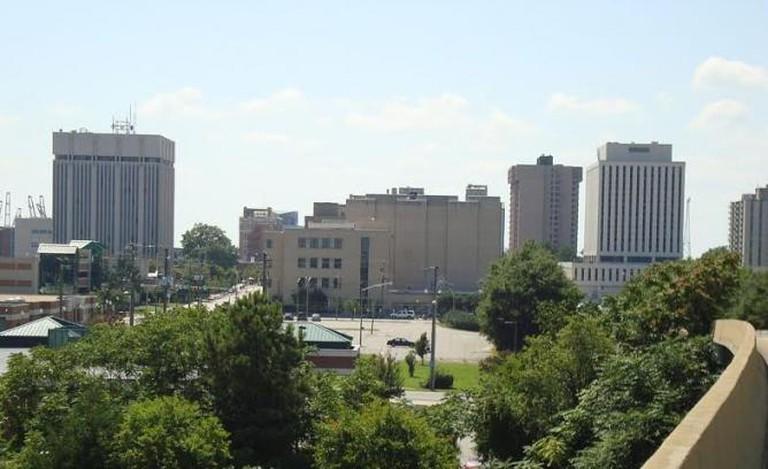 Downtown Newport News   © Etombari/WikiCommons