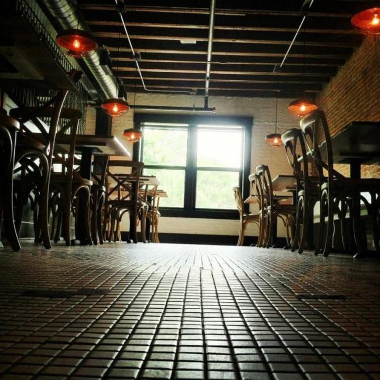 Clinton Street Social Club Interior | Courtesy of Clinton Street Social Club