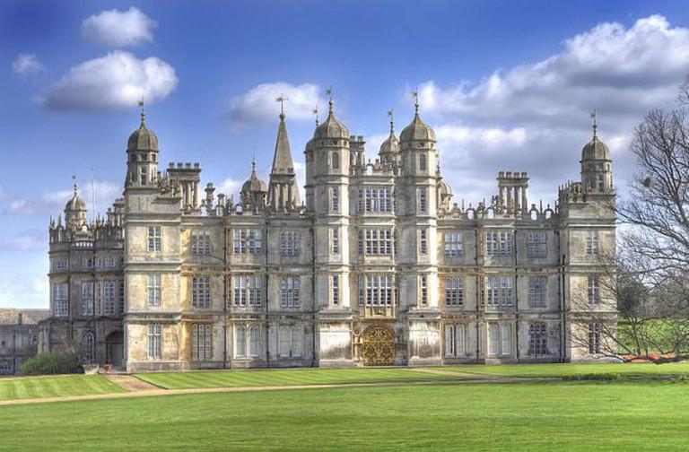 Burghley House © Davecrosby uk/Wikicommons