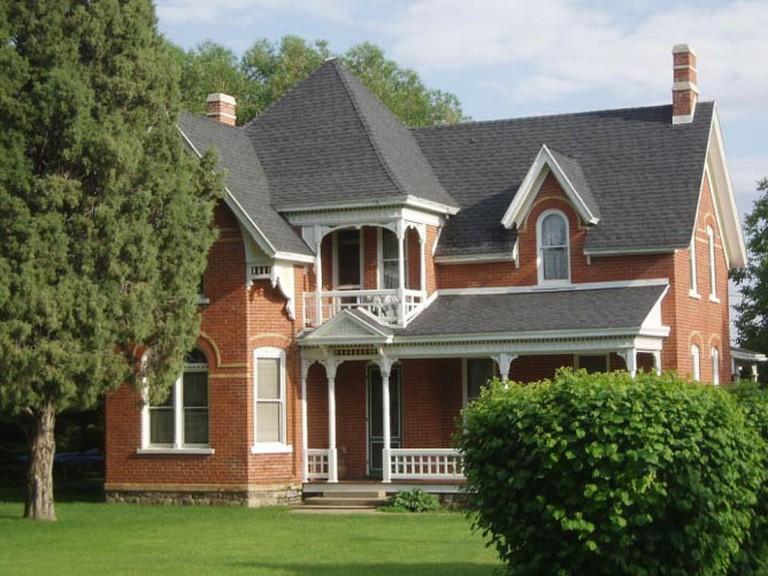 The John Henry Layton House | © Ntsimp/WikiCommons