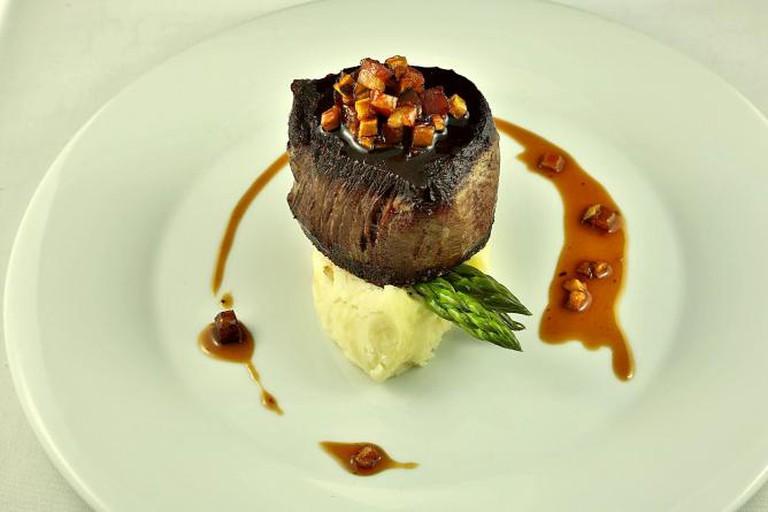© Aria Restaurant