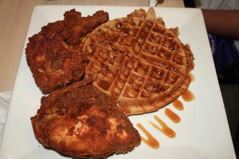 Bay Bay's Chicken & Waffles I Courtesy of Bay Bay's Chicken & Waffles