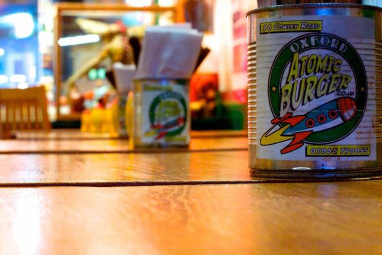 Atomic Burger | © Garrett Coakley/Flickr