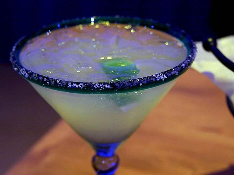 Margarita on the rocks | © John Sullivan/Wikimedia Commons