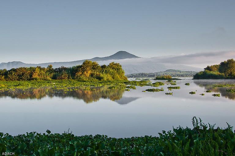 Lago de Patzcuaro & Isle of Janitzio | © Christopher William Adach