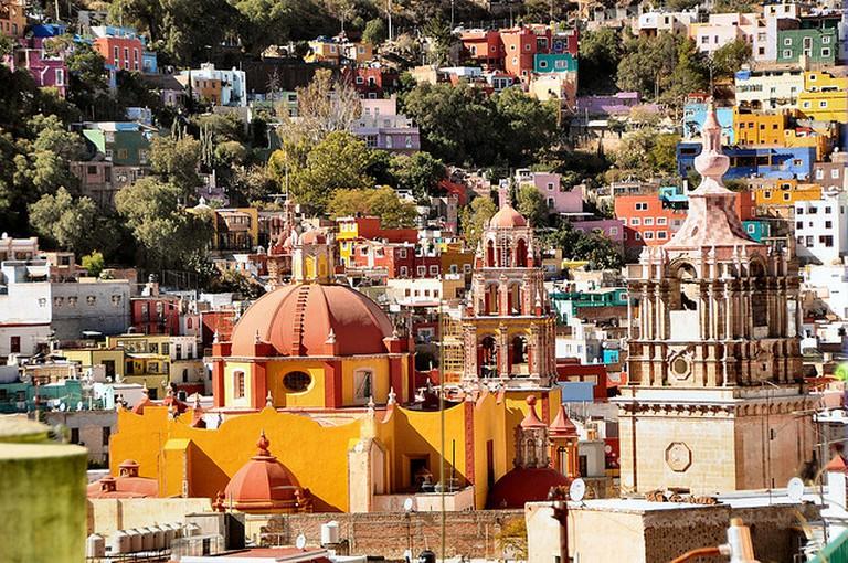 Guanajuato | © Ross Bowling
