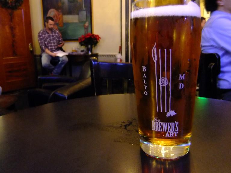 The Brewer's Art © James Cridland/Flickr