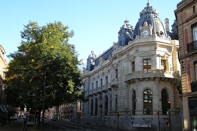 Caisse d'Epargne, place des Carmes | ©Davide Rizzo/Flickr