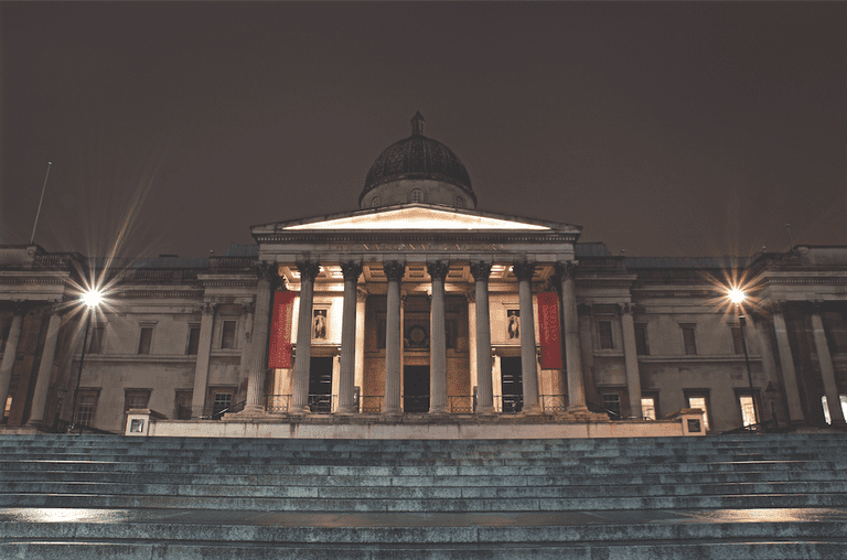 National Gallery | Courtesy of Jesse Stafford