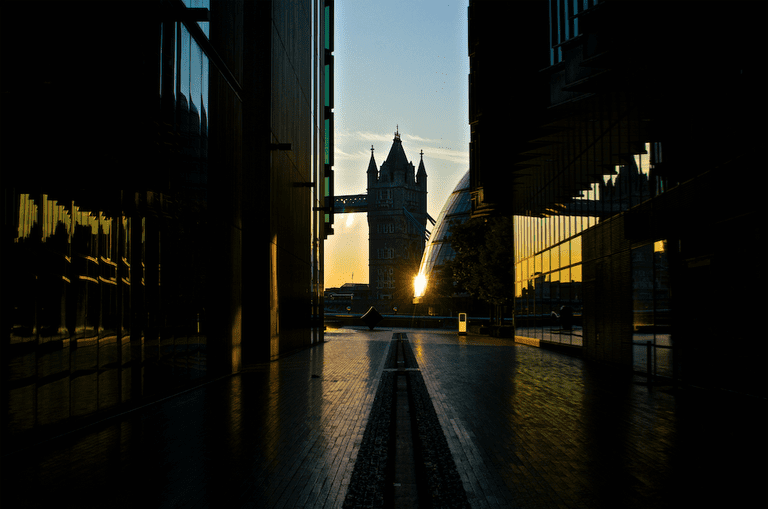 New Morning At More London | Courtesy of Jesse Stafford