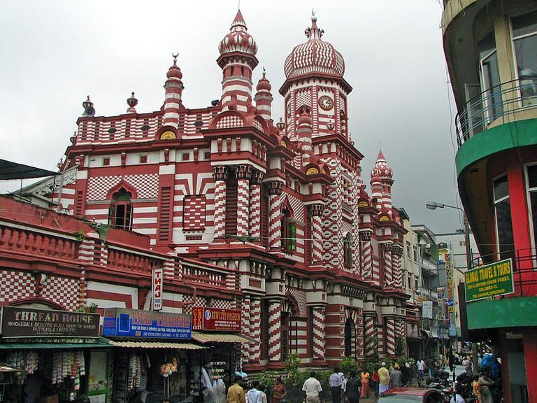 Jami-Ul-Alfar Mosque | © McKay Savage/WikiCommons