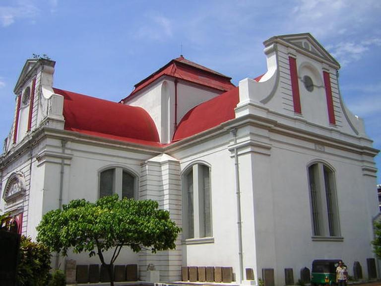 Wolvendaal Church | © Lahiru k/WikiCommons