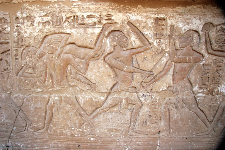 Mortuary Temple of Ramesses III   © Elena Pleskevich/Flickr