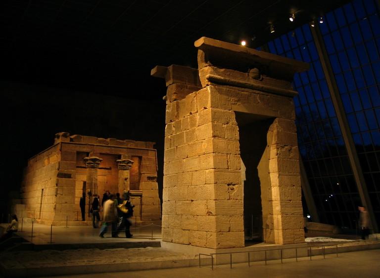 Egypt — Temple of Dendur   © Xuan Che/Flickr