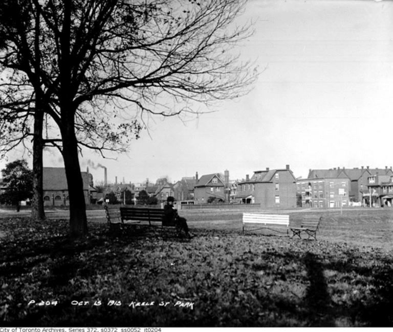 Keele Street Park | Public Domain/City of Toronto Archives