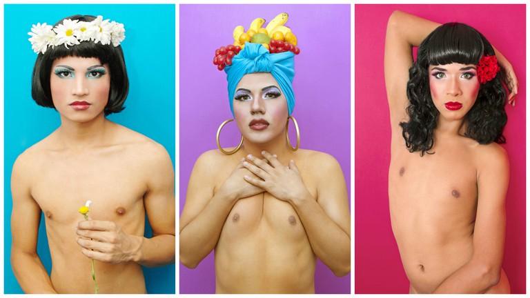 Valentina, Caricia & Nolly | Courtesy of Luis Arturo Aguirre