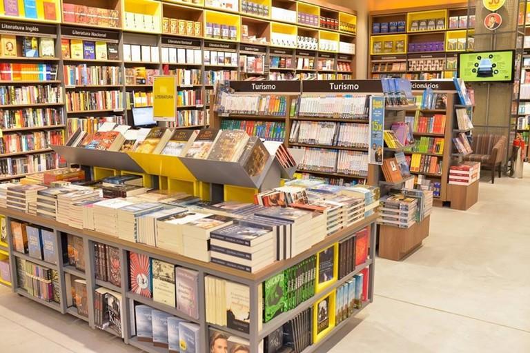 Livraria Saraiva | © Courtesy of Livraria Saraiva