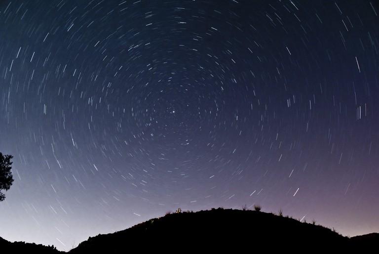 Stars over Michoacán | © Eneas De Troya/Flickr