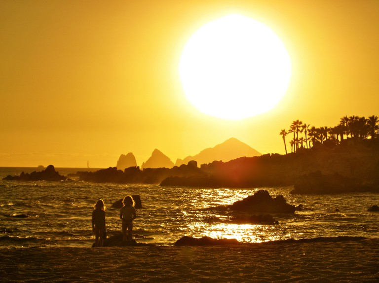 Sunset in Baja California | © Steve Jurvetson/Flickr