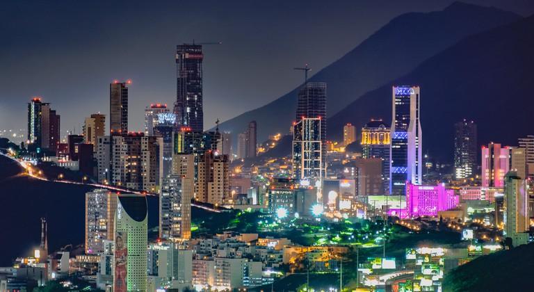 Monterrey skyline | © Rick González/Flickr