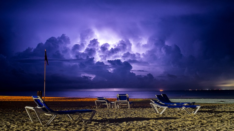 Thunderstorm in Cozumel | © Kurt Bauschardt/Flickr