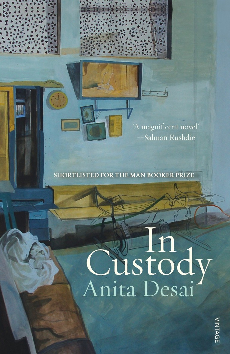 In Custody, Anita Desai