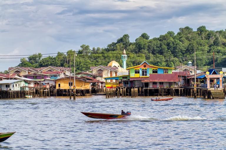must visit attractions in bandar seri begawan brunei