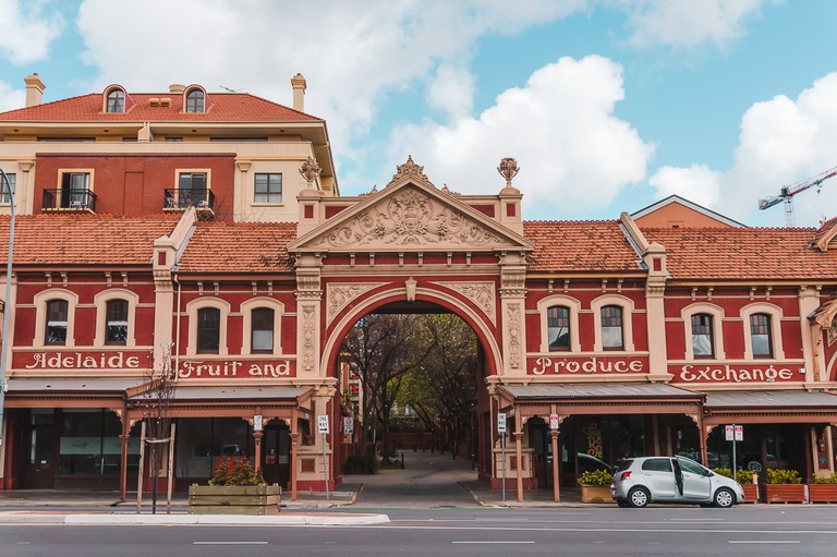 Sights you can spot in Adelaide city centre