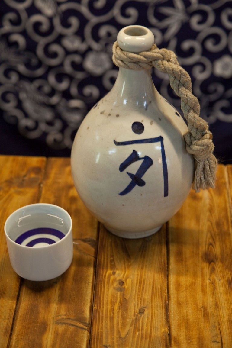 Shochu in Japan