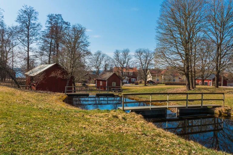 Varmland Village, Sweden