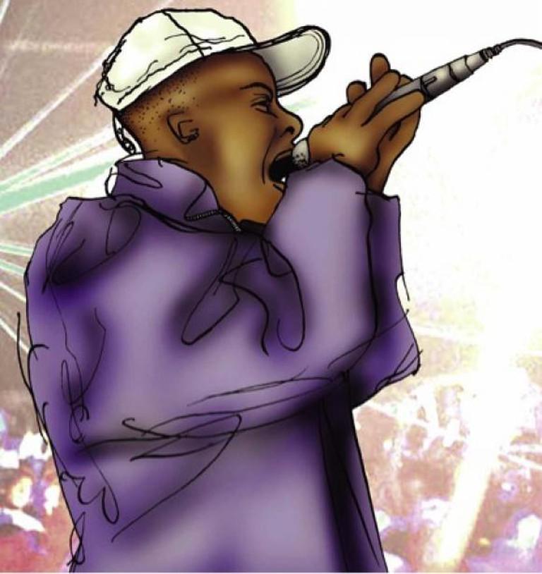 Slam Poetry Gabon
