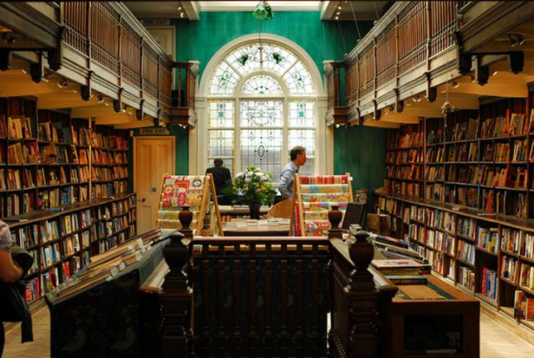 Daunt Books | © J B/Flickr