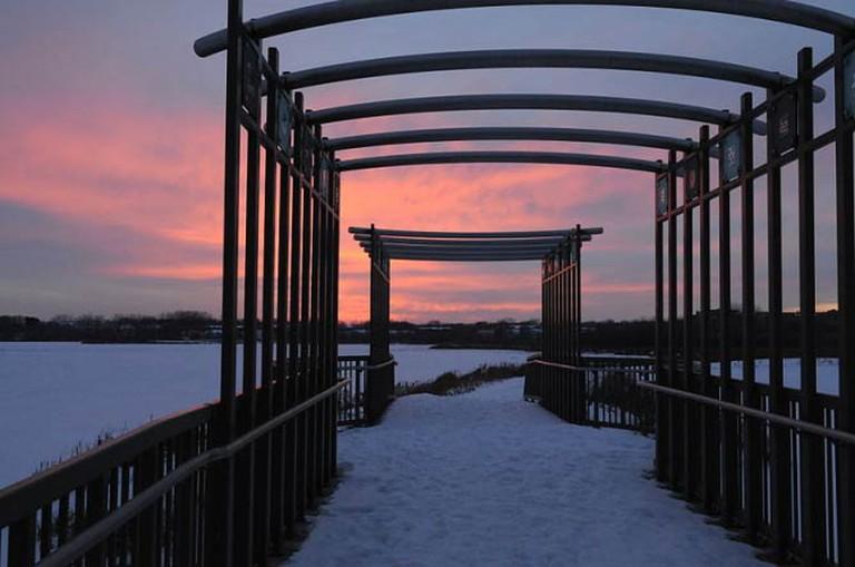 Purgatory Creek, Eden Prairie, Minnesota