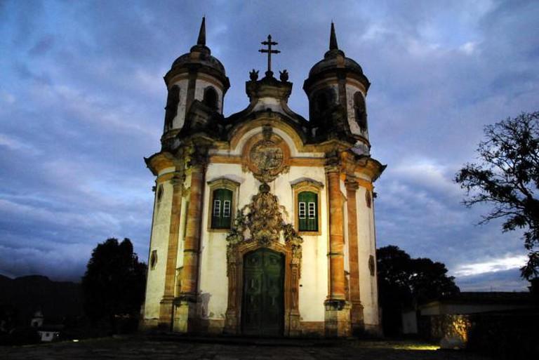 São Francisco, Brazil. Leandro Neumann Ciuffo/Wikimedia Commons