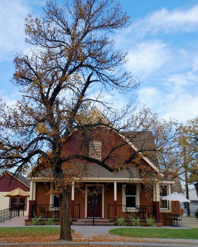 Exterior | Courtesy of The Slanted Porch