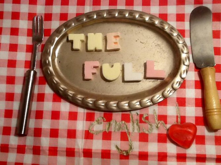 The Full English popup london