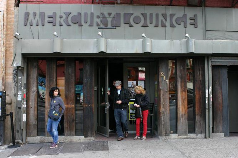The Entrance at Mercury Lounge | © TeamDustizeff/WikiCommons