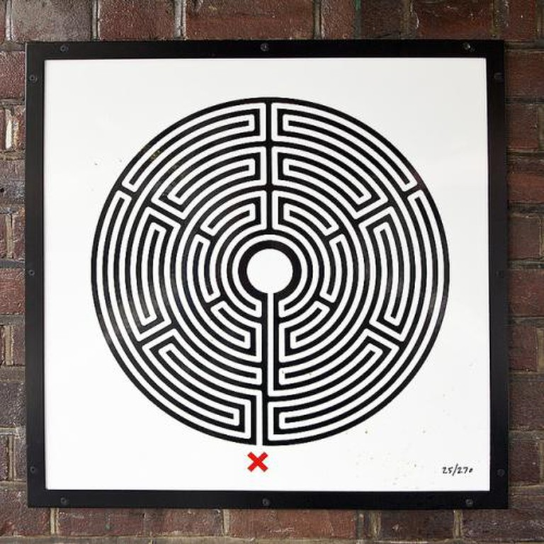 Labyrinth ©Flickr, Nigel Bewley
